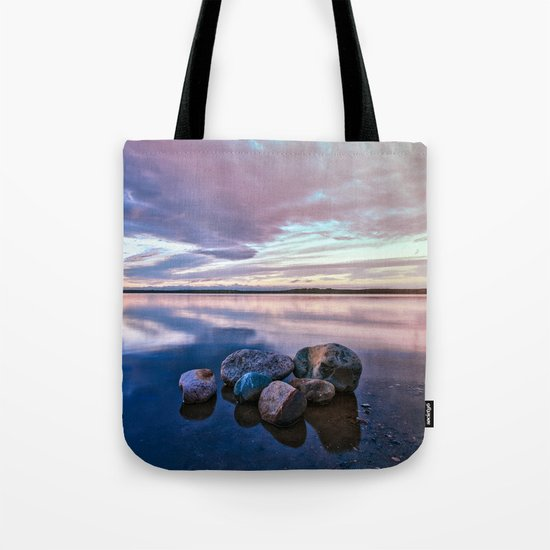 Tranquil Waters Tote Bag