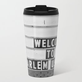 Welcome to Harlem Travel Mug
