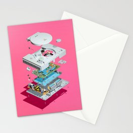 Assembly Required 4 Stationery Cards