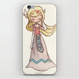 Zelda iPhone Skin