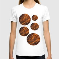 scales T-shirts featuring Silky scales by Stu Naranch