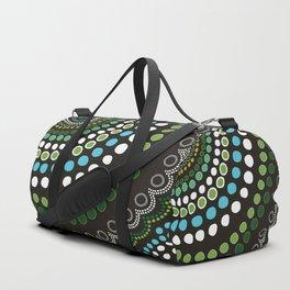 Aboriginal Pattern No. 6 Duffle Bag