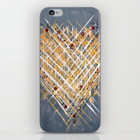 :: You Knit Me Together :: iPhone & iPod Skin