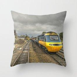Kenny G @ Yatton Throw Pillow