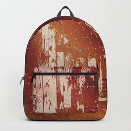 Oh Canada! (Abstract) Backpack