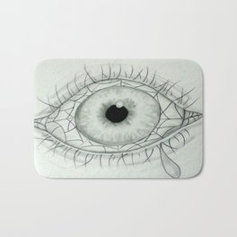 Eye Ball Bath Mat