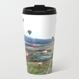 View from the top Metal Travel Mug