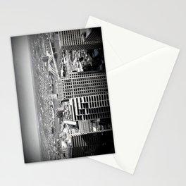 Cincinnati - Downtown #2 Stationery Cards