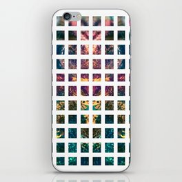 Square Repeat iPhone Skin