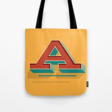A is for... Anything Tote Bag