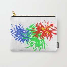 Splashing Colours Carry-All Pouch