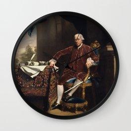 John Singleton Copley - Henry Laurens Wall Clock