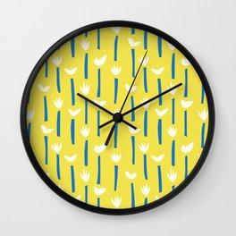 Geometrical Matisse 2 Wall Clock