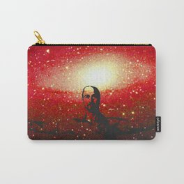 Life's too short to be pissed off all the time Carry-All Pouch