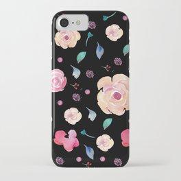 Springtime florals II iPhone Case