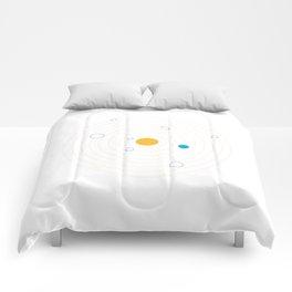 Helioeccentric Comforters