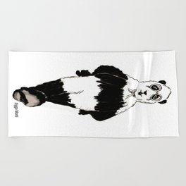 Riggo Monti Design #7 - The Riggo Bear Beach Towel