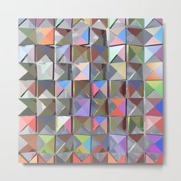 Abstract Composition 330 Metal Print