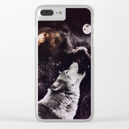 The Howl Clear iPhone Case