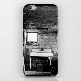 Scary Basement iPhone Skin