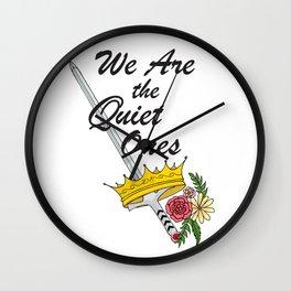 Ziam Royalty Wall Clock