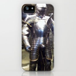 Standing Proud as a King iPhone Case