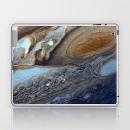 Jupiter Swirls Laptop & iPad Skin