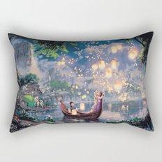 Tangled - When Will My Life Begin Rectangular Pillow