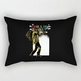 Chilling Vibe Rectangular Pillow