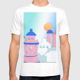 Rose Tinted View T-shirt
