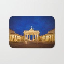 BERLIN Brandenburg Gate Bath Mat