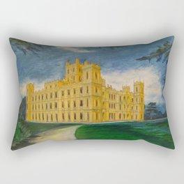 Downton Abbey – Highclere Castle Rectangular Pillow