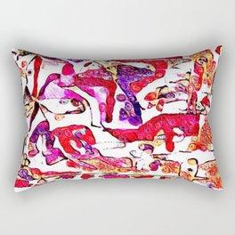 Field trip Rectangular Pillow