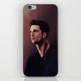 Sebastian Stan iPhone Skin