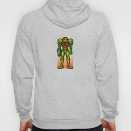 Power Suit Samus Hoody