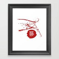 Dexter no.1 Framed Art Print