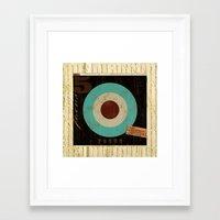 focus Framed Art Prints featuring Focus by Michael Jon Watt