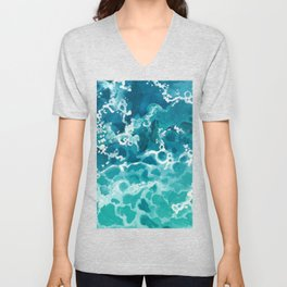 wild waters Unisex V-Neck