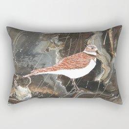 Killdeer bird Rectangular Pillow