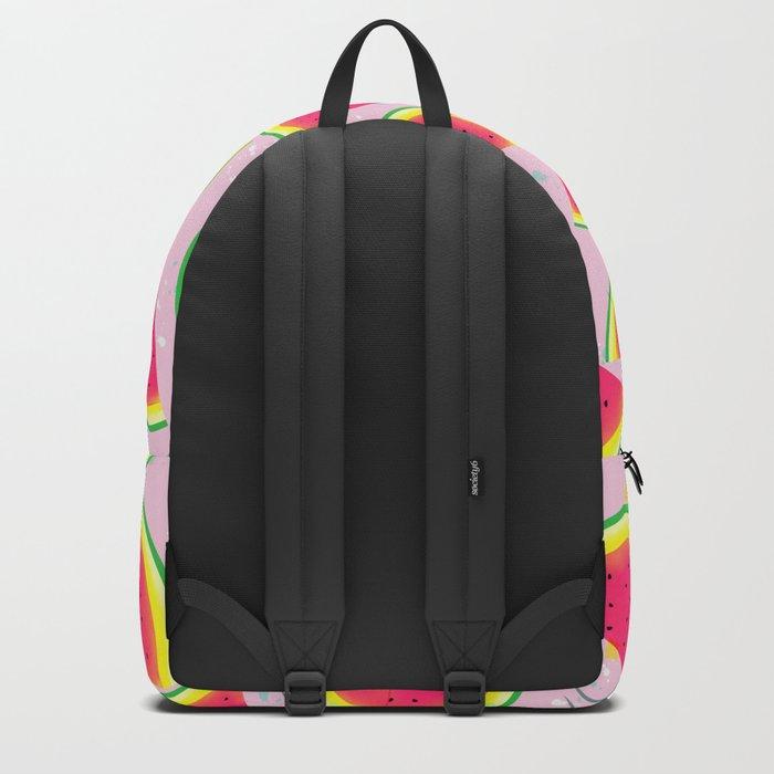 Melon Fiesta Pattern Backpack