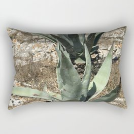 A capri plant Rectangular Pillow