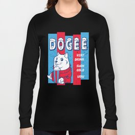 Dogee Such Cold  Long Sleeve T-shirt