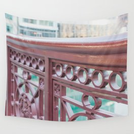 Chicago River Views Wall Tapestry