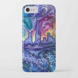 Chicago Bubbles iPhone Case