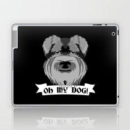 Oh My Dog Laptop & iPad Skin