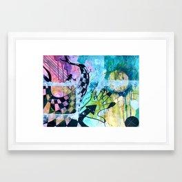 music S Framed Art Print