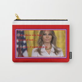 whore/melania Carry-All Pouch