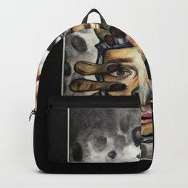 Parasitic beauty Backpack