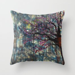 What Dreams May Come  by Bryant W Throw Pillow
