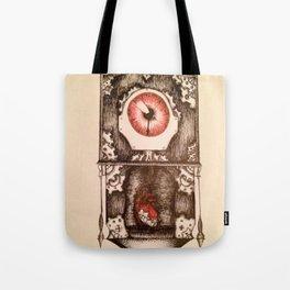 Eye of Time Tote Bag